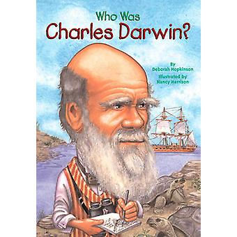 Wie Was Charles Darwin? door Deborah Hopkinson - 9780448437644 boek