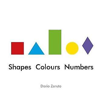 أرقام الأشكال-الألوان-طريق داريو زيروتو-كتاب 9781910277348