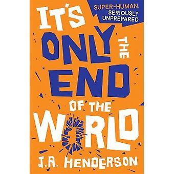 Det är bara slutet av världen av det är bara slutet av världen - 97