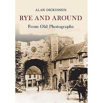 Centeio e ao redor de fotografias antigas por Alan Dickinson