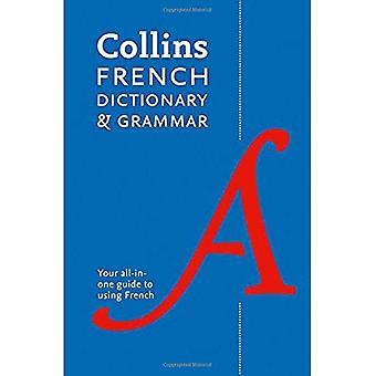 Grammatica e dizionario francese Collins: due libri in uno