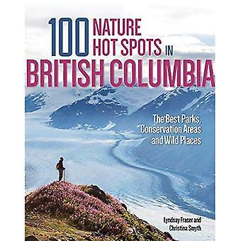 100 points chauds de nature en Colombie-Britannique