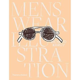Illustrazione di moda maschile