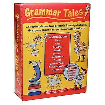 Grammatica Tales Box Set: Een Rib-kietelen collectie lezen-hardop boeken dat 10 essentiële regels voor gebruik en mechanica leren