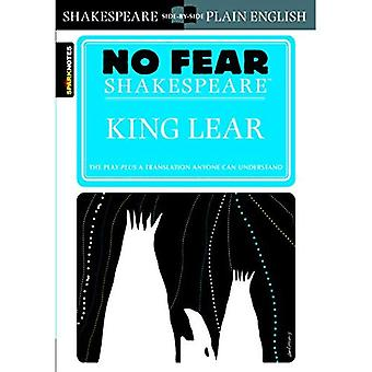 King Lear (No Fear Shakespeare) (Sparknotes No Fear Shakespeare)