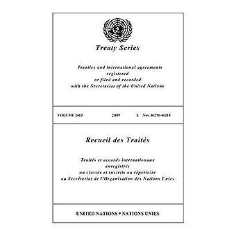 Fördragssamling 2603