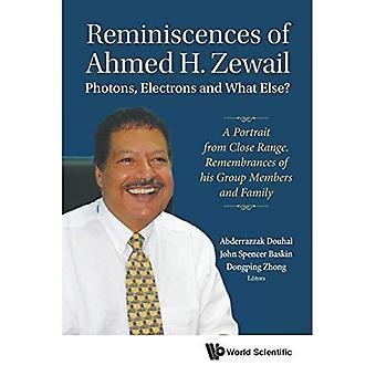 Réminiscences de Zewail