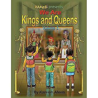 We zijn de koningen en koninginnen Volume 1 (We zijn koningen en koninginnen)