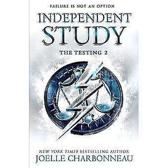 De test 2: Onafhankelijke studie (het testen)