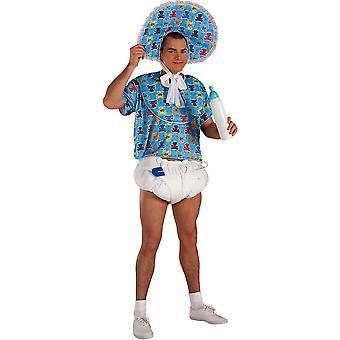 Baby Boy volwassen kostuum
