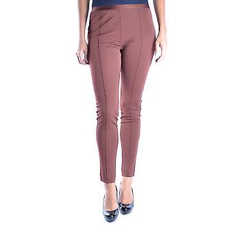 Missoni Ezbc091006 Women's Brown Viscose Pants