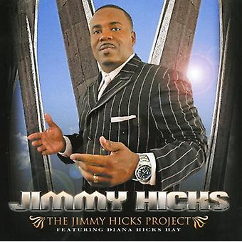 Jimmy Hicks - Jimmy Hicks Project [CD] USA import