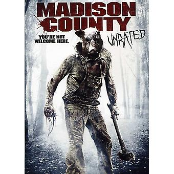 Madison County [DVD] USA import