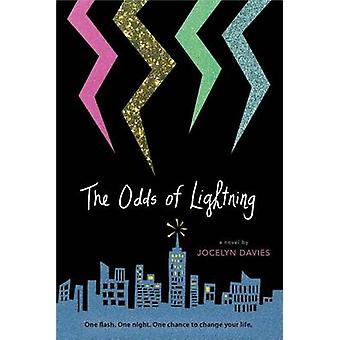 The Odds of Lightning by Jocelyn Davies - 9781481440530 Book