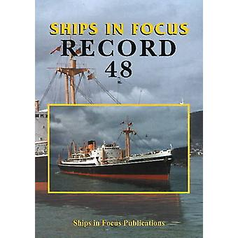 Ships in Focus Record 48 by Ships In Focus Publications - 97819017039