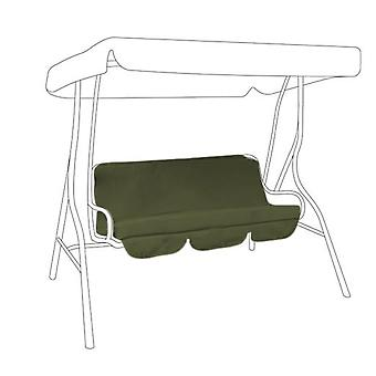 Gardenista® Olive Replacement Canopy for 3 Seater Swing Seat