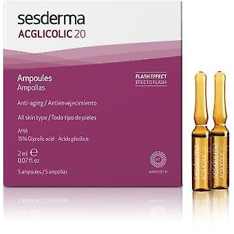 Sesderma Acglicolic 20 Blisters 5 Units (Cosmetics , Face , Concentrates)