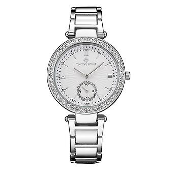 Timothy Stone Women's ELLE-STAINLESS Silver-Tone Watch
