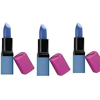 Barry M 3 X Barry M kleur veranderende lip Paint-Neptunus