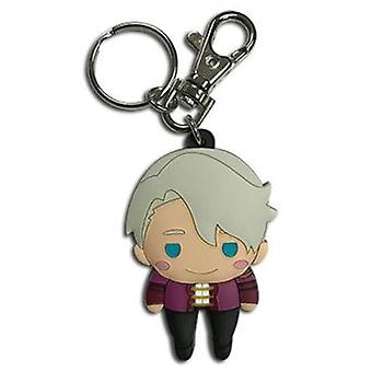 Key Chain - Yuri!!! On Ice - SD Victor Pinched PVC ge48101