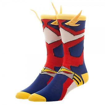Crew Sock - My Hero Academia - Cosplay New Licensed cr4vpzmha