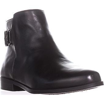 Alfani Womens Ayaa Leather Closed Toe Ankle Fashion Boots