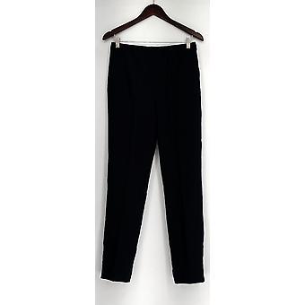 Pantalon Susan Graver Chelsea Stretch Comfort Waist Pull Blue A272354