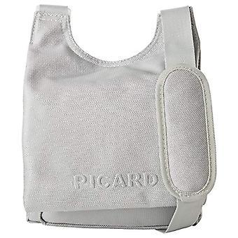 Picard Hitec - Women Silver Shoulder Bags (Silber) 5x29x24 cm (B x H T)