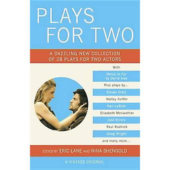 Plays for Two by Eric Lane - Nina Shengold - 9780345804549 Book