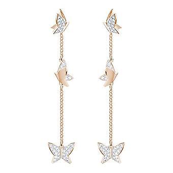 SWAROVSKI Woman steel_stainless pendulum earrings pendulum and drop earrings 5382364