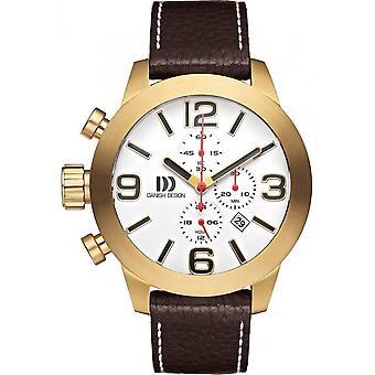 التصميم الدنماركي - ساعة اليد - الرجال - IQ15Q916 الفولاذ المقاوم للصدأ