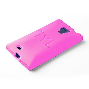 TYLT SQRD Gel Case for Samsung Galaxy S4 - Pink