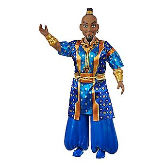 Disney Aladdin Genie Deluxe Fashion Doll Figure Docka 31cm