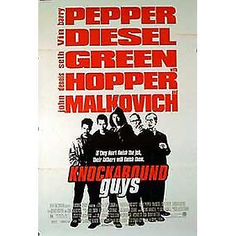 Knockaround Guys (Single Sided Regular) Original Cinema Poster