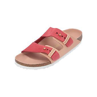 Birkenstock ARIZONA URBAN NL EXQ POWDER/TEA ROSE Women's Sandals Pink Flip-Flops