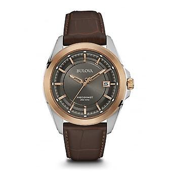 Bulova 98B267 Montre-bracelet de précision