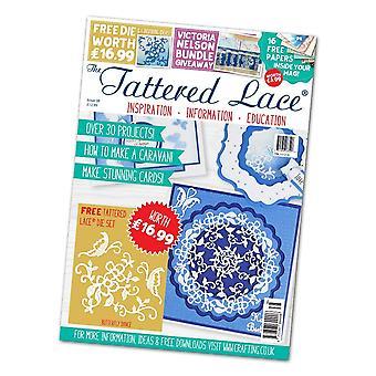 Zerfetzte Lace Ausgabe 38, Multi-Coloured