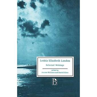 Laetitia Elizabeth Landon - Selected Writings by L.E.L. - 978155111135