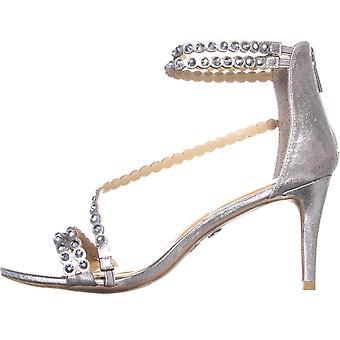 Thalia Sodi Womens Darrla tecido aberto Toe ocasião especial sandálias de tiras