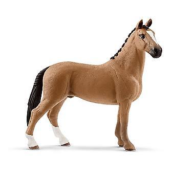 Schleich Horse Club Hannoverian Gelding Horse Toy Figur (13837)