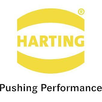 Harting 09062316821 Conector de borde (receptáculo) Número total de pines 24 1 ud(s)