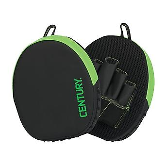 Century brave youth punch mitts black/green