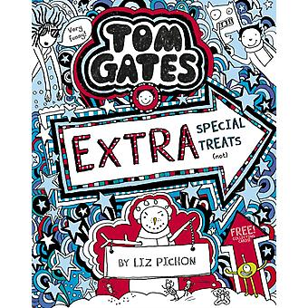Tom Gates Extra Special Treats not by Liz Pichon