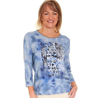 RABE Rabe Blue T-shirt 44 112351