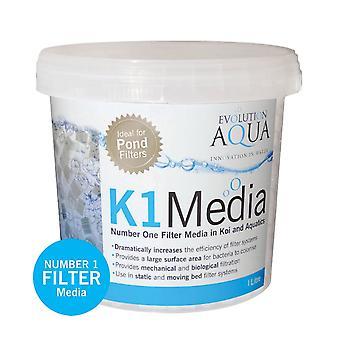 Evolution Aqua K1 Media 1 Litre