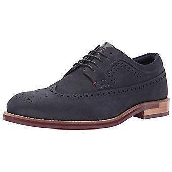 Ted Fanngo uniforme vestido zapatos Baker hombres