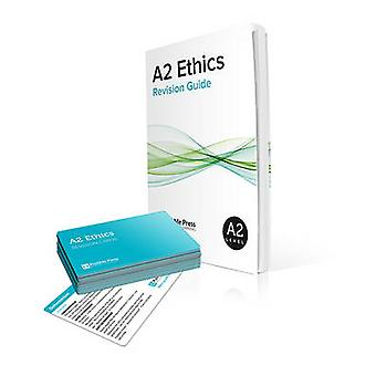 A2 Ethics Revision Guide and Cards for Edexcel by Peter Baron