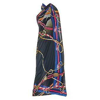 Sunflair 23401-910 Women's Shades of Palms Black Multicolour Pareo