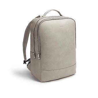 Acacia Grey Unisex Vegan Laptop Backpack