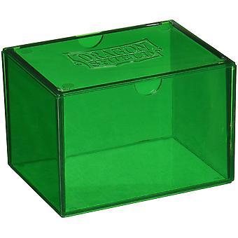 Dragon Shield spillboks grønn